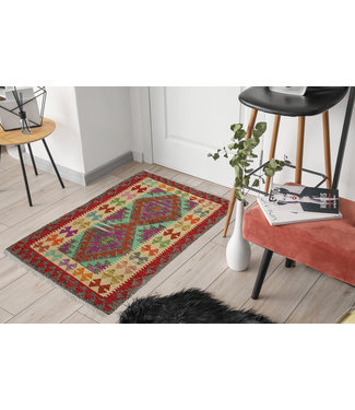 kelim kleed 116x 81 cm vloerkleed tapijt kelims hand geweven