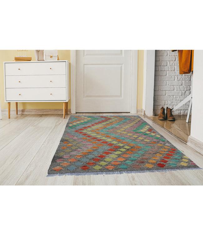kelim kleed 151x99 cm vloerkleed tapijt kelims hand geweven