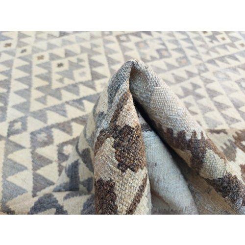 exclusive Kelim Teppich 305x198 cm Natural afghan kilim teppich