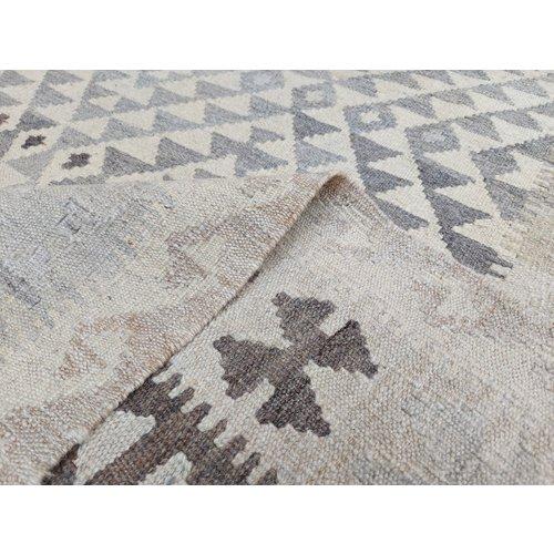 exclusive Kelim Teppich 296x197 cm Natural afghan kilim teppich