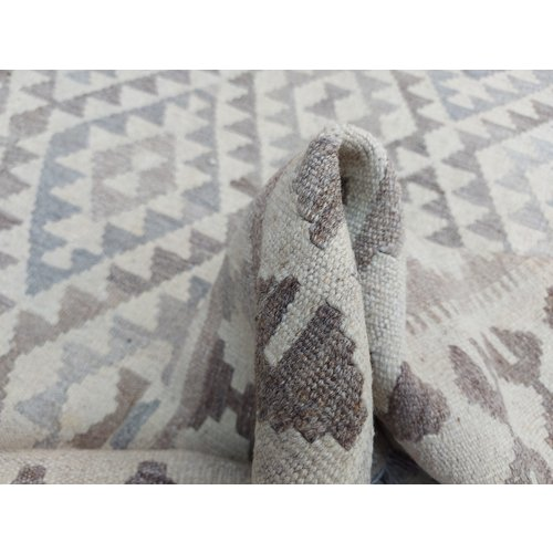 exclusive Kelim Teppich 293x196 cm Natural afghan kilim teppich