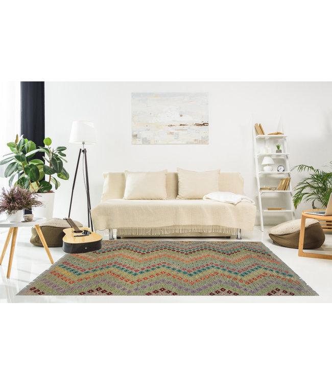 kelim kleed 249x177 cm vloerkleed tapijt kelims hand geweven