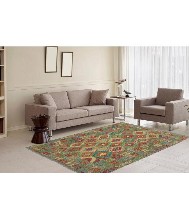 kelim kleed 250x175 cm vloerkleed tapijt kelims hand geweven