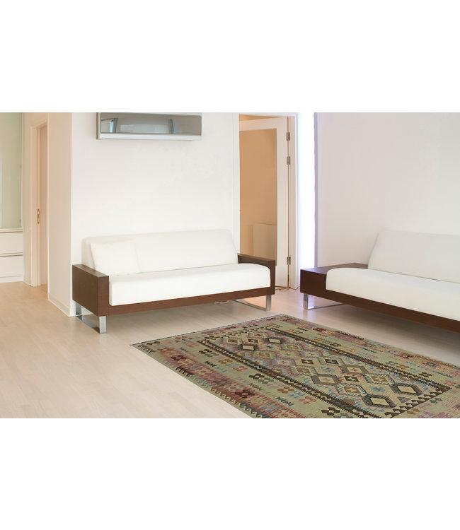 kelim kleed 298x197 cm vloerkleed tapijt kelims hand geweven
