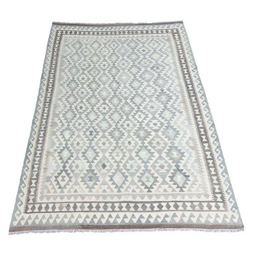 exclusive Kelim Teppich 300x202 cm Natural afghan kilim teppich