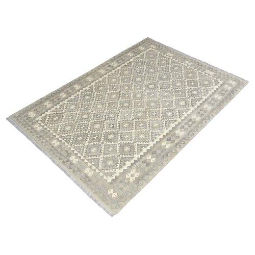 exclusive Kelim Teppich 297x205 cm Natural afghan kilim teppich
