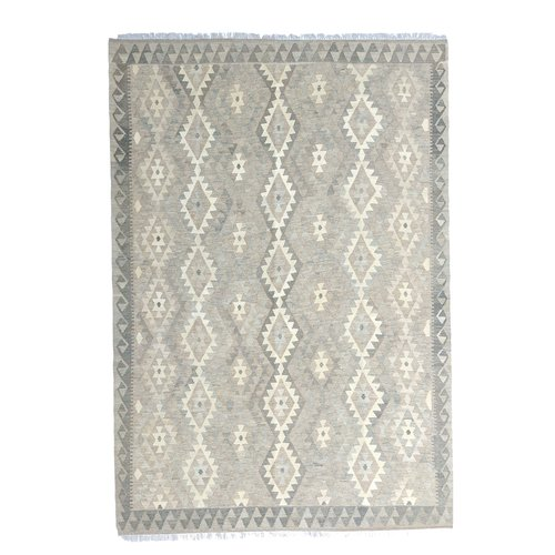 exclusive Kelim Teppich 298x205 cm Natural afghan kilim teppich