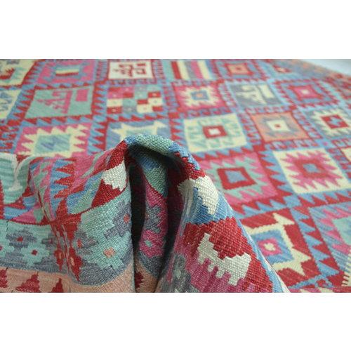 Afghan kilim teppich Kelim  251x186 cm