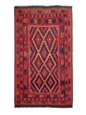 exclusive Kelim Teppich 399x239 cm Multicolor afghan kilim teppich