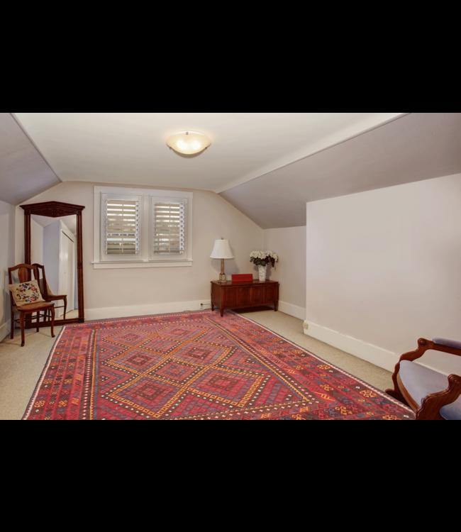 kelim kleed    460x306 cm vloerkleed tapijt kelims hand geweven