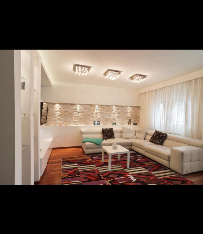 kelim patchwork tapijt 309x196 cm
