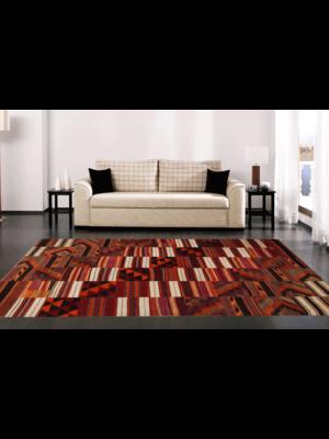 Patchwork Kelim teppich 378x256 cm
