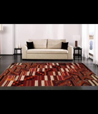 kelim patchwork tapijt 378x256 cm