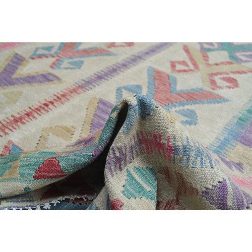Kelim teppich 238X187  cm Multicolor afghan