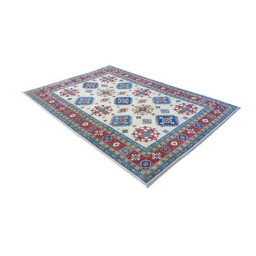 Handgeknüpft wolle kazak teppich  283x199 cm Orientalisch  teppich