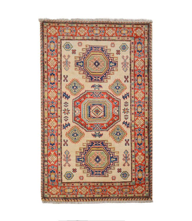 Handgeknoopt Royal kazak tapijt 154x99 cm   vloerkleed Traditional