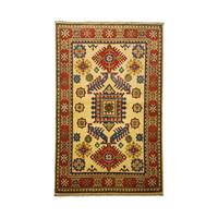 Handgeknüpft wolle kazak teppich 149x99 cm   Orientalisch  teppich