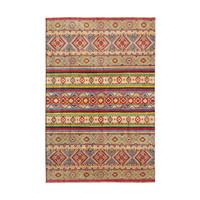 shal Handgeknüpft wolle kazak teppich  291x210 cm    Orientalisch  teppich
