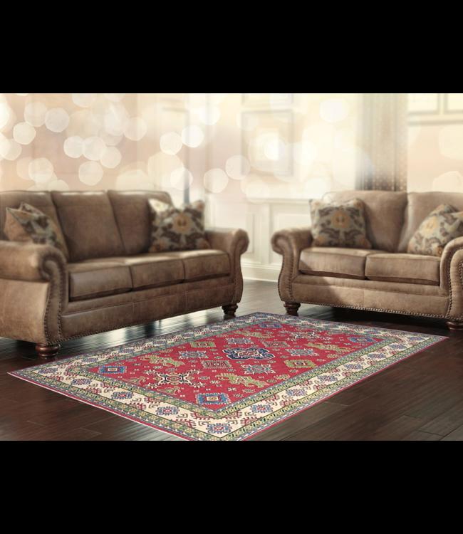 Handgeknoopt kazak tapijt 299x202 cm  oosters kleed vloerkleed