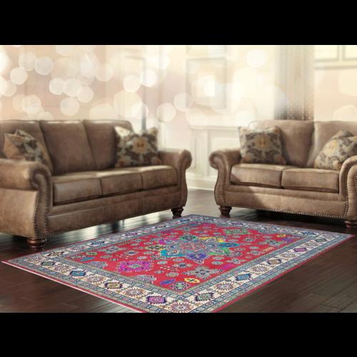 Handgeknüpft wolle kazak teppich  314x244 cm   Orientalisch teppichboden