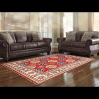 Handgeknüpft wolle kazak teppich  365x270 cm   Orientalisch teppichboden