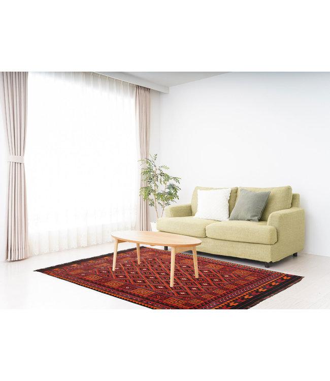 kelim 293 x 231 cm vloerkleed tapijt kelims hand geweven