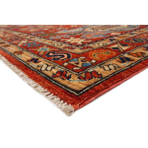 238x174 cm kazak Teppich fine handgeknüpft wolle