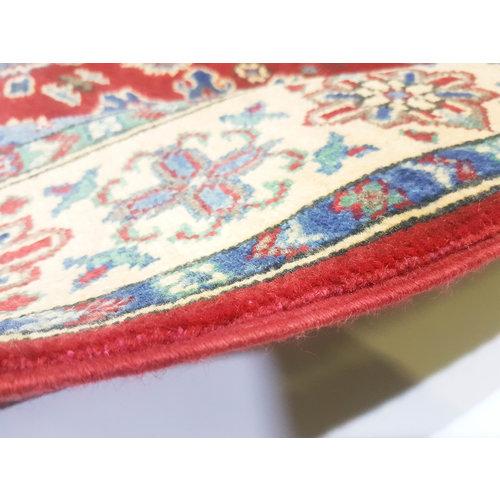 Handgeknüpft wolle kazak teppich 144x100 cm  Orientalisch  teppich
