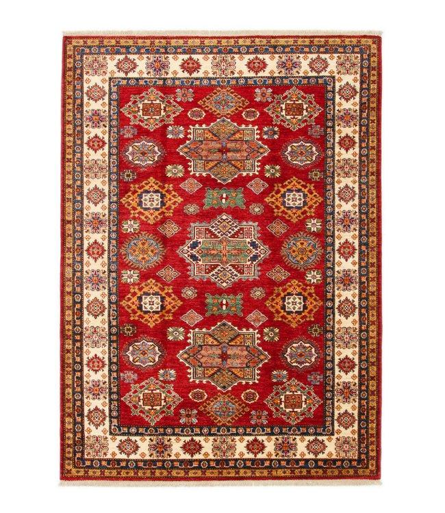 246x172 cm kazak tapijt fijn  Handgeknoopt wol