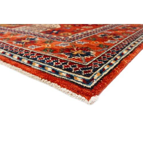 243x167 cm kazak Teppich fine handgeknüpft wolle