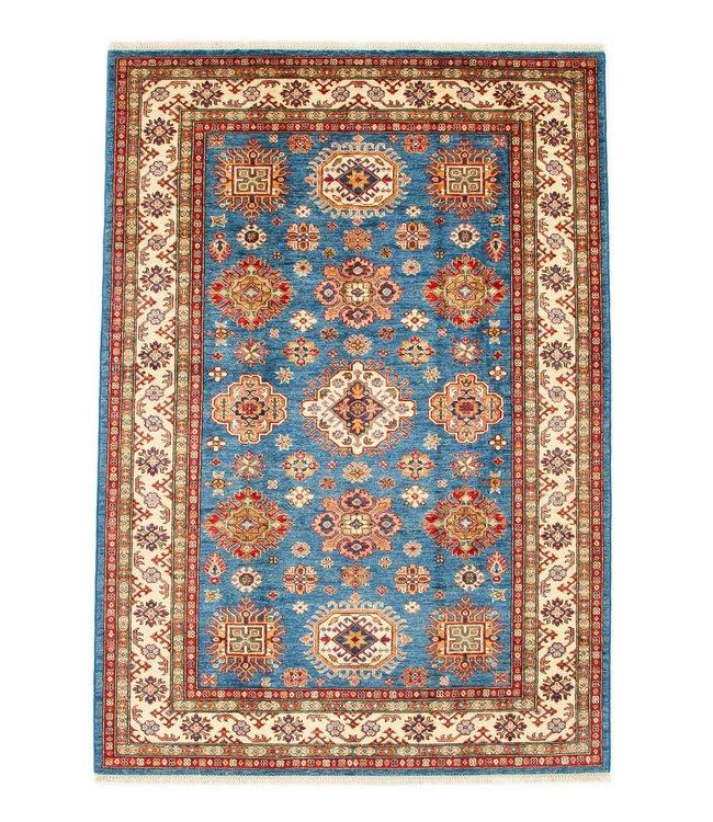 252x176 cm kazak tapijt fijn  Handgeknoopt wol
