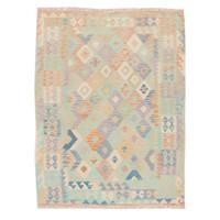 195x150 cm  Afghan Kelim Teppich afghan kelim teppich