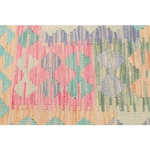 200x155 cm Kelim Teppich afghan kelim teppich