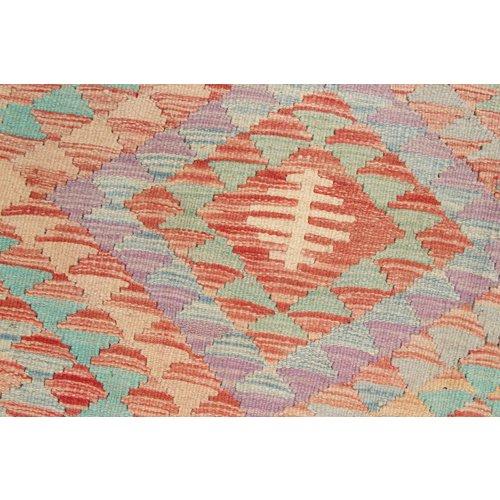 191x152 cm Kelim Teppich afghan kelim teppich