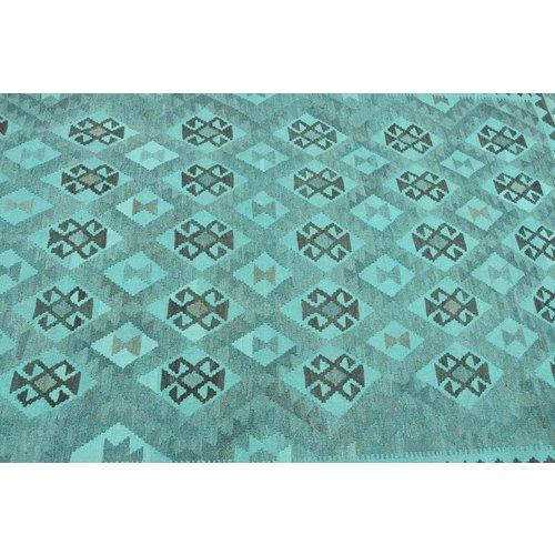 exclusive Kelim Teppich 294x206 cm Natural afghan kilim teppich