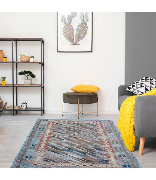 kelim kleed 240x173 cm vloerkleed tapijt kelims hand geweven