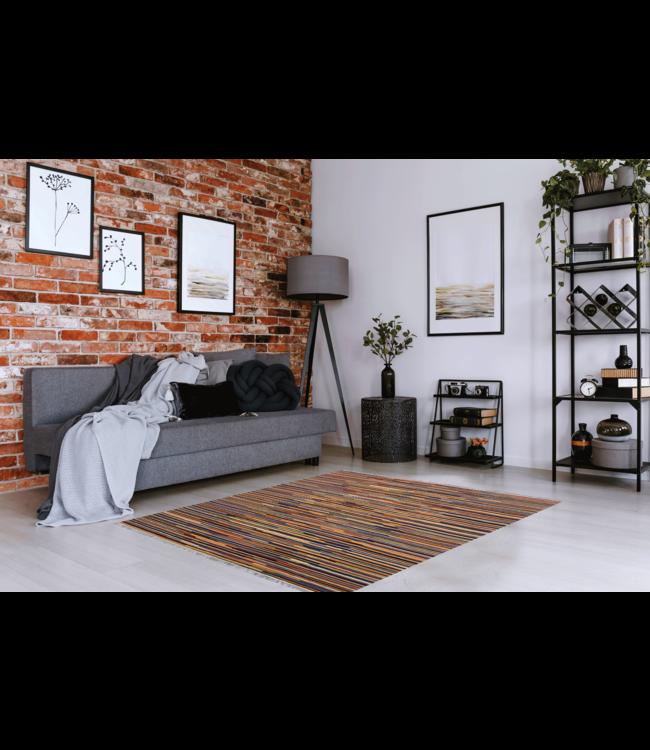 kelim  248x177 cm vloerkleed tapijt kelims hand geweven