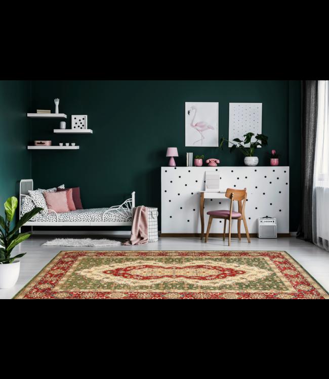 242x171 cm kazak tapijt fijn  Handgeknoopt wol