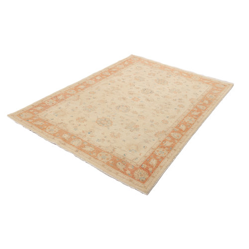 228x164 cm Handgeknüpft traditionell Ziegler Wolle Teppich