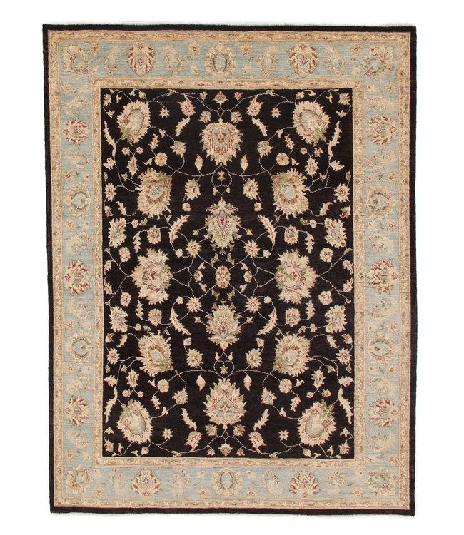 240x174 cm Handgeknoopt traditioneel Ziegler wollen tapijt