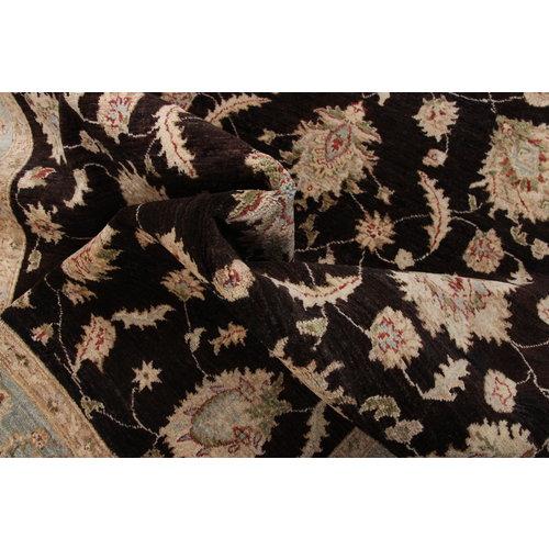 240x174 cm Handgeknüpft traditionell Ziegler Wolle Teppich