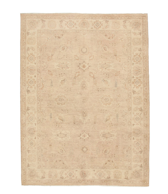 238x173 cm Hand knotted Traditional Ziegler Wool Carpet