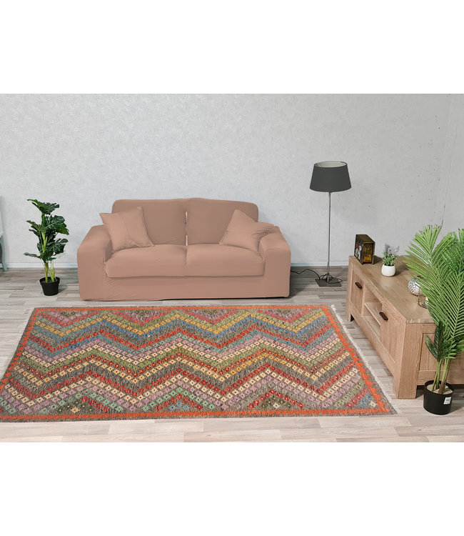 kelim240 x 166 cm vloerkleed tapijt kelims hand geweven