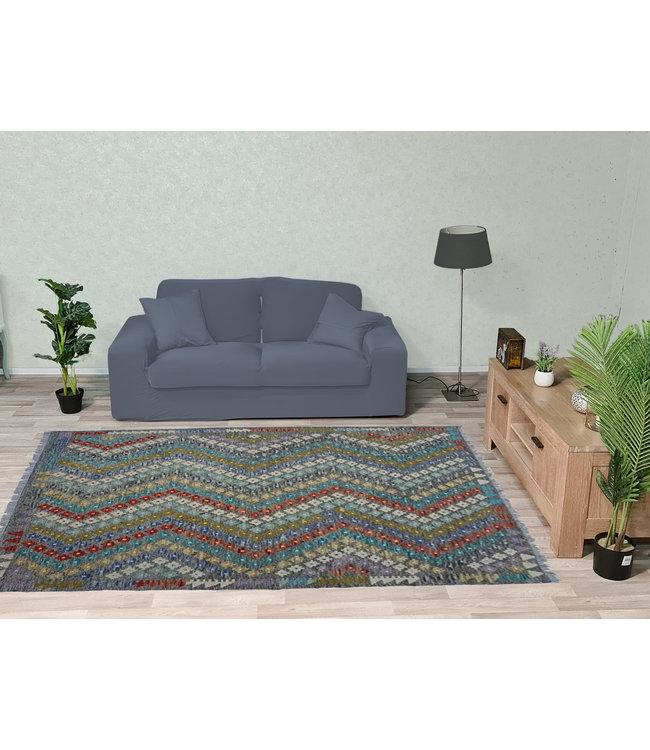 kelim kleed 223x175 cm vloerkleed tapijt kelims hand geweven