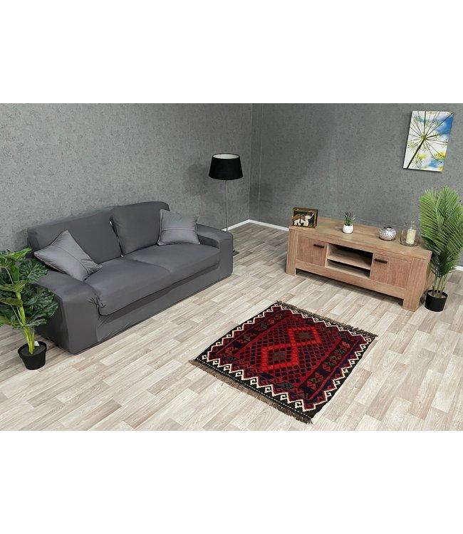 Kelim tapijt 114x95 cm