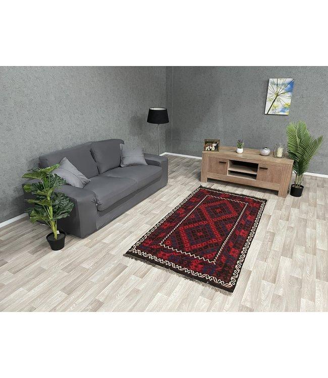 kelim 200 x 130 cm  vloerkleed tapijt kelims hand geweven