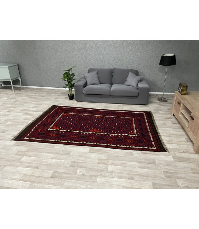 kelim kleed  240 x 144 cmvloerkleed tapijt kelims hand geweven