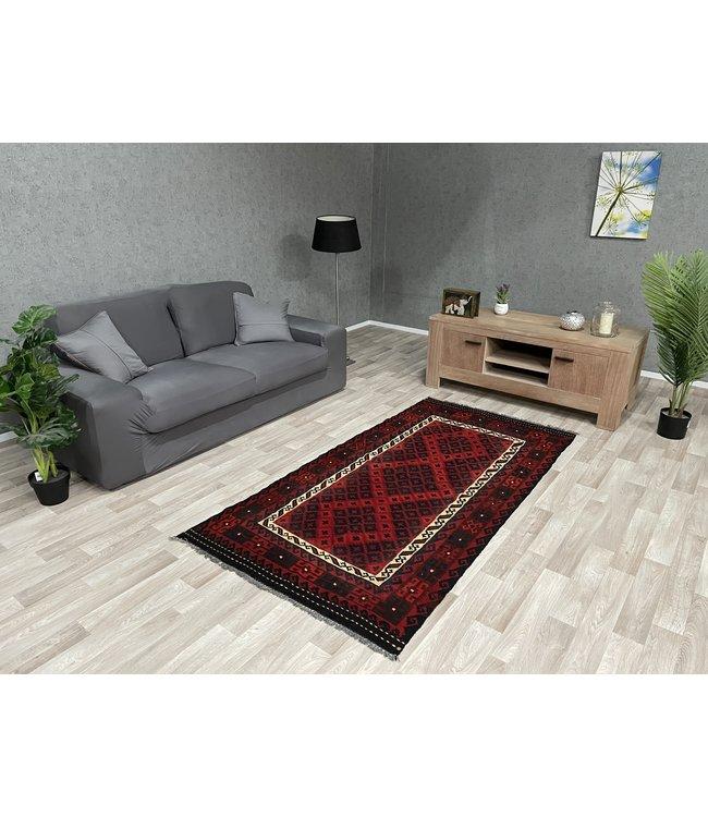kelim kleed  210 x 107 cm vloerkleed tapijt kelims hand geweven