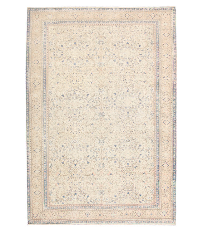 Qawal vloerkleed 211x145 cm