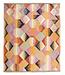 306x257cm Handmade Afghan modern Kilim Area Rug Wool Carpet
